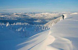 Sigdal -  Trillemarka nature reserve