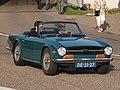 Triumph TR 6 dutch licence registration DE-31-27 pic3.JPG