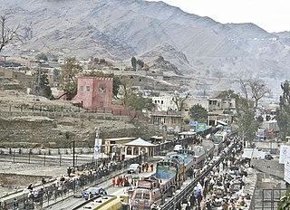 Torkham, Pakistan Town in Khyber Pakhtunkhwa, Pakistan
