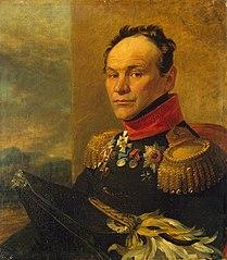Portrait of Alexander I. Tsvilenev (1769-1824)