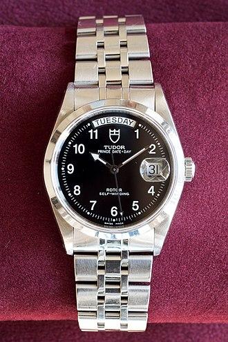 Rolex - Wristwatch Tudor Prince Date Day, Ref.: 76200