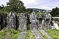Tumbas no cemiterio de Oroso, A Cañiza.jpg
