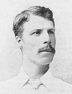 Australian cricketer Tup Scott