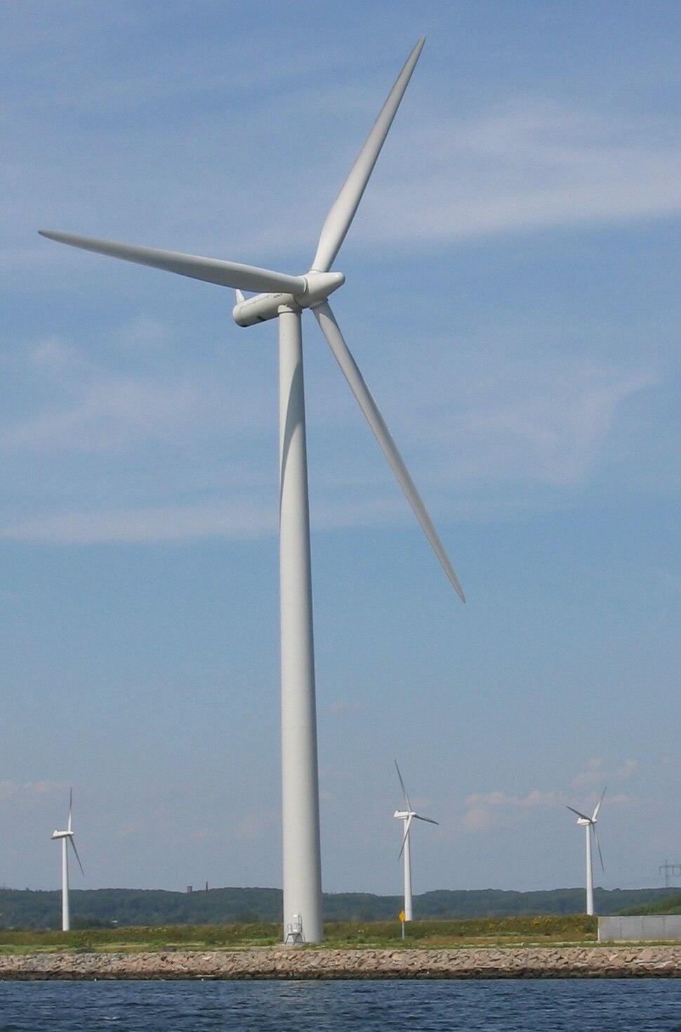 Turbine aalborg