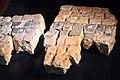 Turicum - Thermengasse - Mosaikreste mit einfachem Schwarz-Weiss-Dekor aus Kalkstein 2010-06-20 19-28-48.JPG