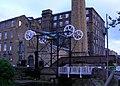 Turnbridge (Locomotive Bridge), Huddersfield - geograph.org.uk - 24257.jpg