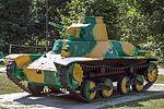 Type 95 Ha-Go in the Great Patriotic War Museum 5-jun-2014.jpg