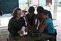 U.S. Marines and Sailors visit local school children 160405-M-MV301-005.jpg