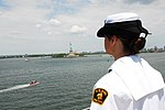 U.S. Naval Sea Cadet Corps Seaman Sabrina Hettinger of the Liberty Bell Division.jpg
