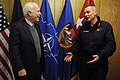 U.S. Sen. John McCain talks with Italian Carabinieri Sgt. Corrado Bonavia (4251309235).jpg