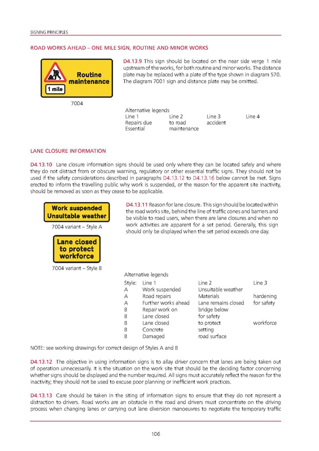 page uk traffic signs manual chapter 8 part 1 traffic safety rh en wikisource org Safety Training Safety Training