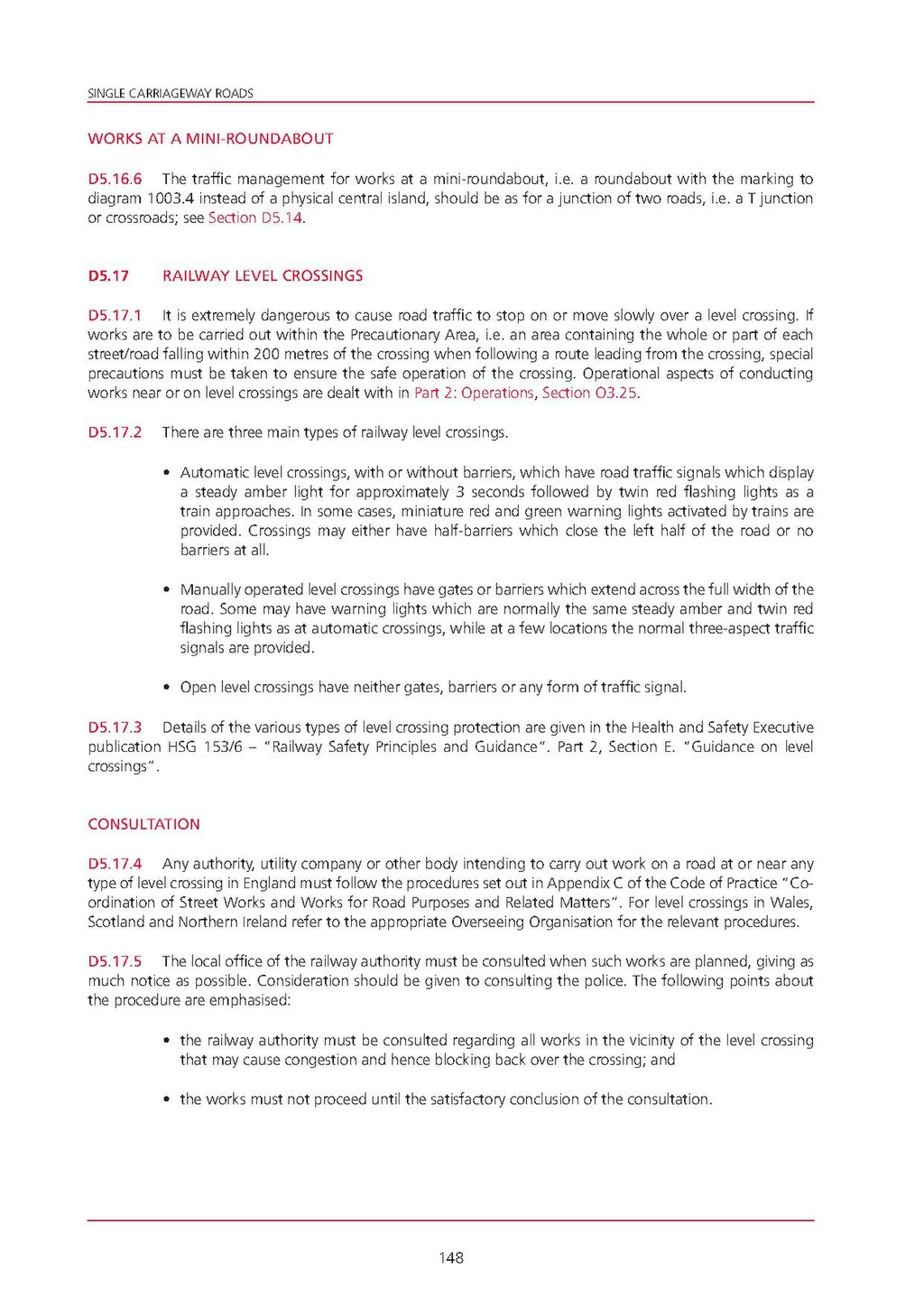 Pageuk traffic signs manual chapter 8 part 1 traffic safety measures and signs for road designs 2009 pdf 149