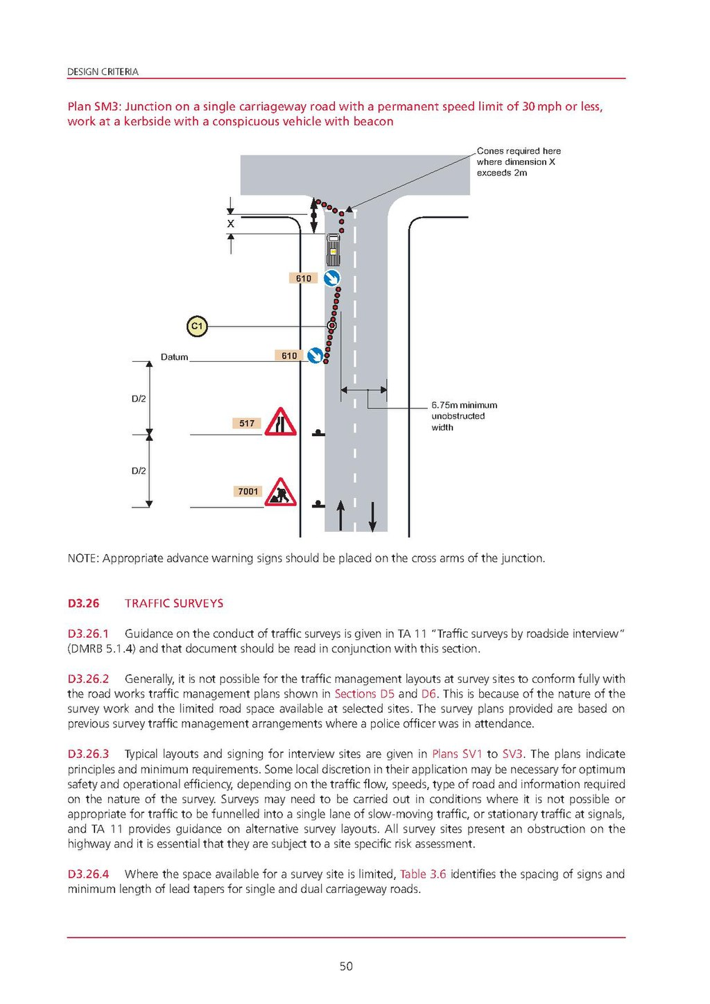 chapter 8 traffic management manual