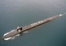 巡航ミサイル潜水艦の画像 p1_1