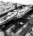 USS America (CVA-66) under construction in dry dock c1964.jpg