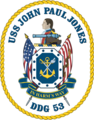 USS John Paul Jones DDG-53 Crest.png