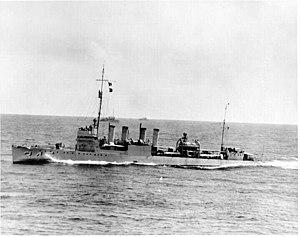 USS Preble (DD-345)