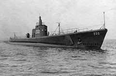USS Thresher (SS-200)