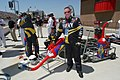 US Navy 040501-N-6501M-008 Personnelman 2nd Class Adam Murphy was selected as an Honorary Pit Crew Member.jpg