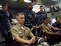 US Navy 091207-N-3989D-001 Sailors assigned to the guided-missile submarine USS Florida (SSGN 728) practice skills controlling the boat.jpg