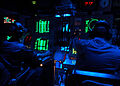 US Navy 091208-N-5812W-005 Sonar Technicians aboard the guided-missile destroyer USS The Sullivans (DDG 68) monitor sonar equipment.jpg