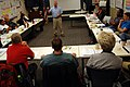 US Navy 110624-N-SQ684-047 Mike Perkins wraps up a week-long green belt training at the Center for Service Support.jpg