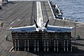 US Navy 111207-N-YC505-027 A jet prepares to launch from the flight deck.jpg