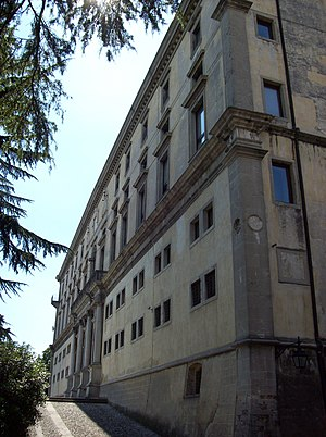 Udine Castle - Image: Udine Castello Frontingresso