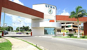 São Luís, Maranhão - São Luís is the most important educational centre of the state.
