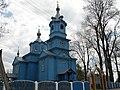 Ukraine-Volun oblast-Kamin-Kashyrskyi rajon-Luchunu village-Church1.JPG