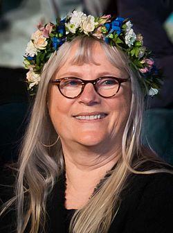 Ulla Skoog i juni 2015.