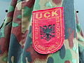 Uniform and Badge of Kosovo Liberation Army (UCK) - Military Museum - Belgrade - Serbia (15616876567).jpg