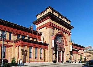Union Station (Providence) - 1898 Union Station
