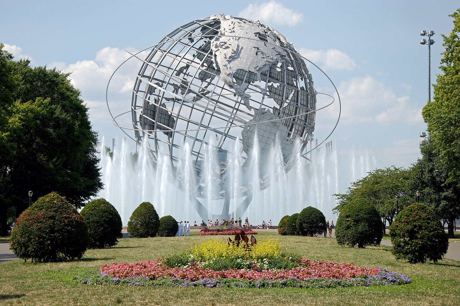 Sphere Flushing-Meadows Corona Park