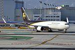 United Parcel Service (UPS), Boeing 767-34AF(ER), N329UP - LAX (21243302864).jpg