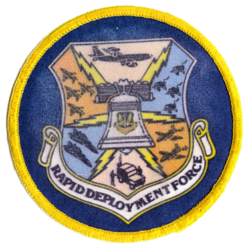 United States Rapid Deployment Forces - USAF emblem.png