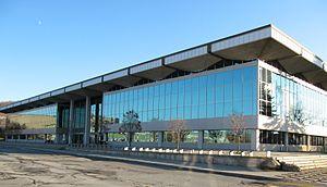 Université de Sherbrooke - George-Cabana Pavilion