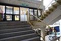 Université de Technologie de Compiègne - escalier vers passerelle intérieure bât A-B.jpg