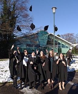 University Park MMB I7 Graduation