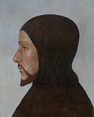 Portrait of an Augustinian Monk, identified as Fra Mariano da Genezzano