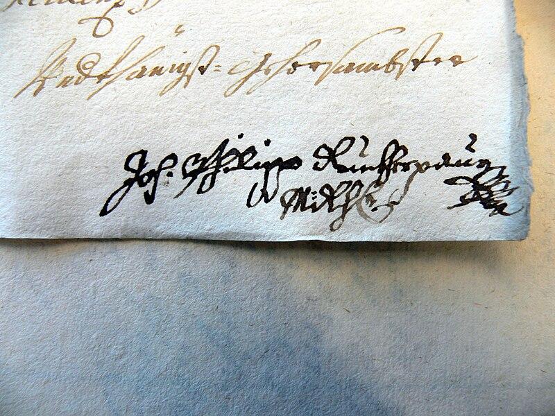 File:Unterschrift Johann Philipp Ruckerbauer 1729.jpg