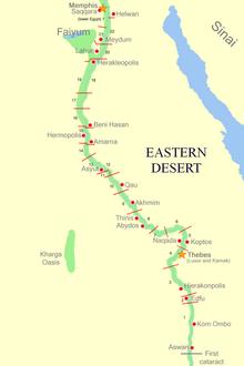 Nome (Egypt) - Wikipedia