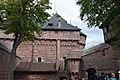 Upper garden of the Haut-Kœnigsbourg castle 005.JPG