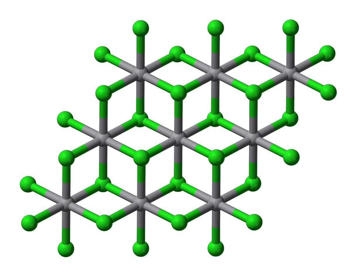 Vanadium Ii Chloride Wikipedia
