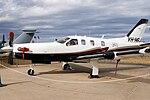 VH-MRJ Socata TBM-850 Strategic Air Charter (8350535879).jpg