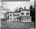 VIEW TO NORTH - Hayt Farmstead, Mansion, Route 311, Patterson, Putnam County, NY HABS NY,40-PAT,2-A-4.tif