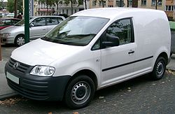 VW Caddy (2003–2010)