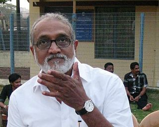 V. K. Sreeraman Indian actor