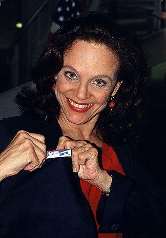 Valerie Harper - Harper in 1996