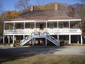 Pierre Van Cortlandt - Van Cortlandt Manor House